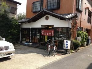 増田屋そば店 外観
