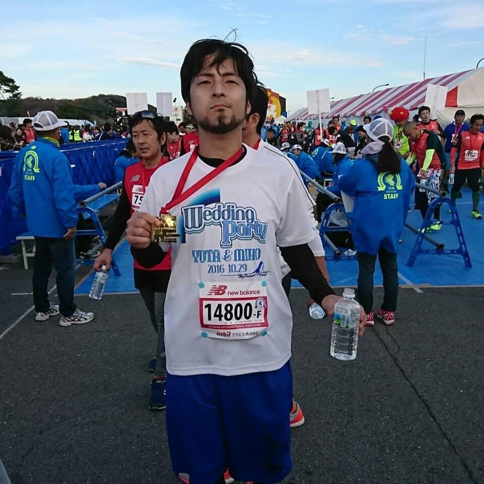 5度目の湘南国際マラソン